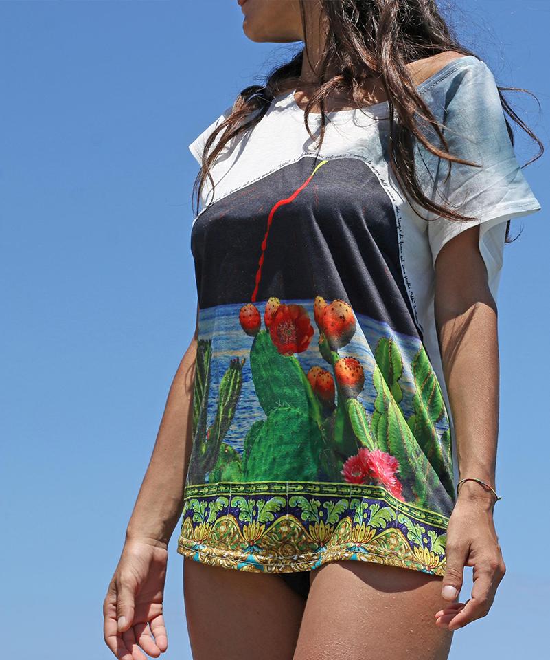 T-shirt Stromboli – heluna 43bbfc16a42