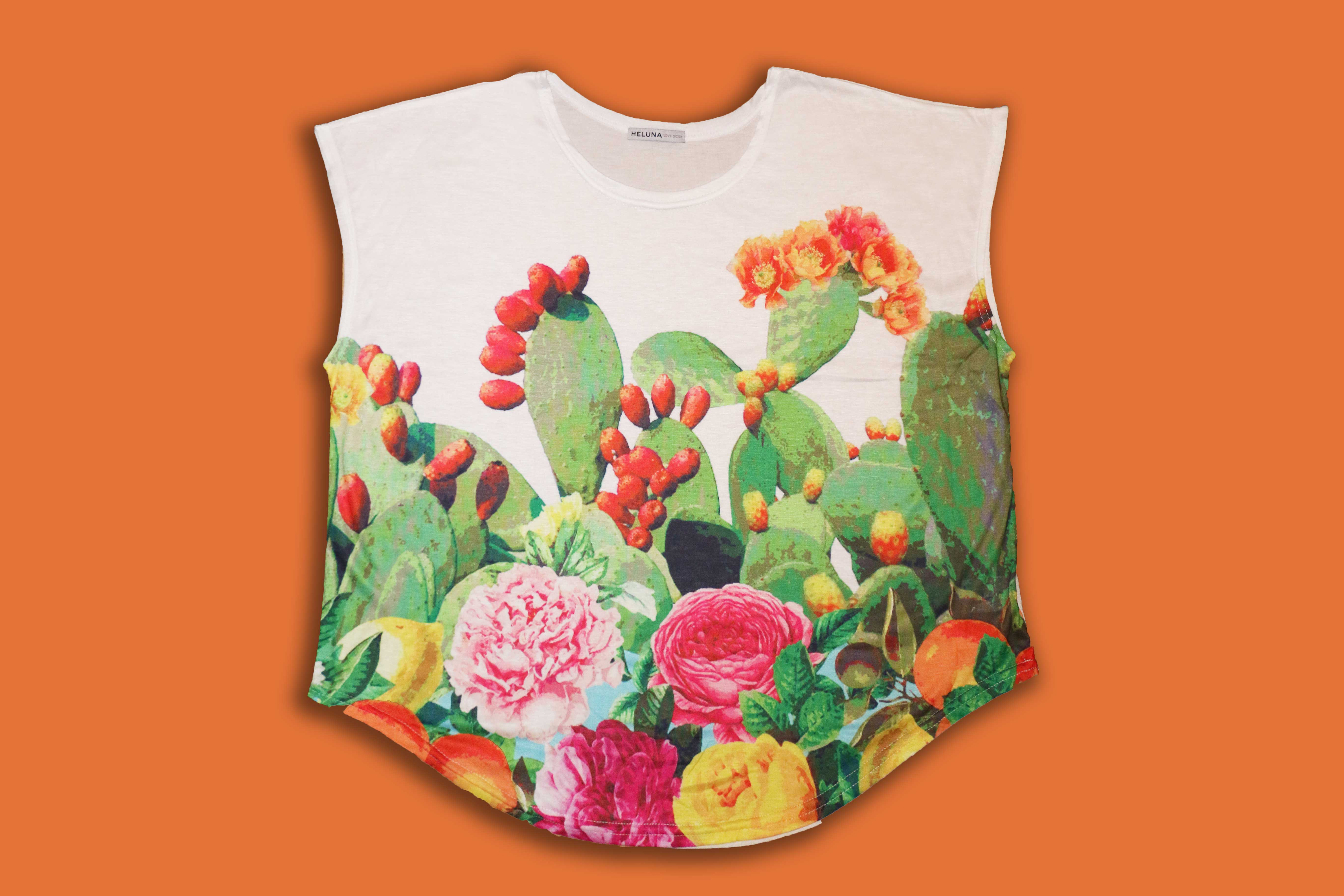 T-shirt Fichi d India – heluna 8b7acbceb44