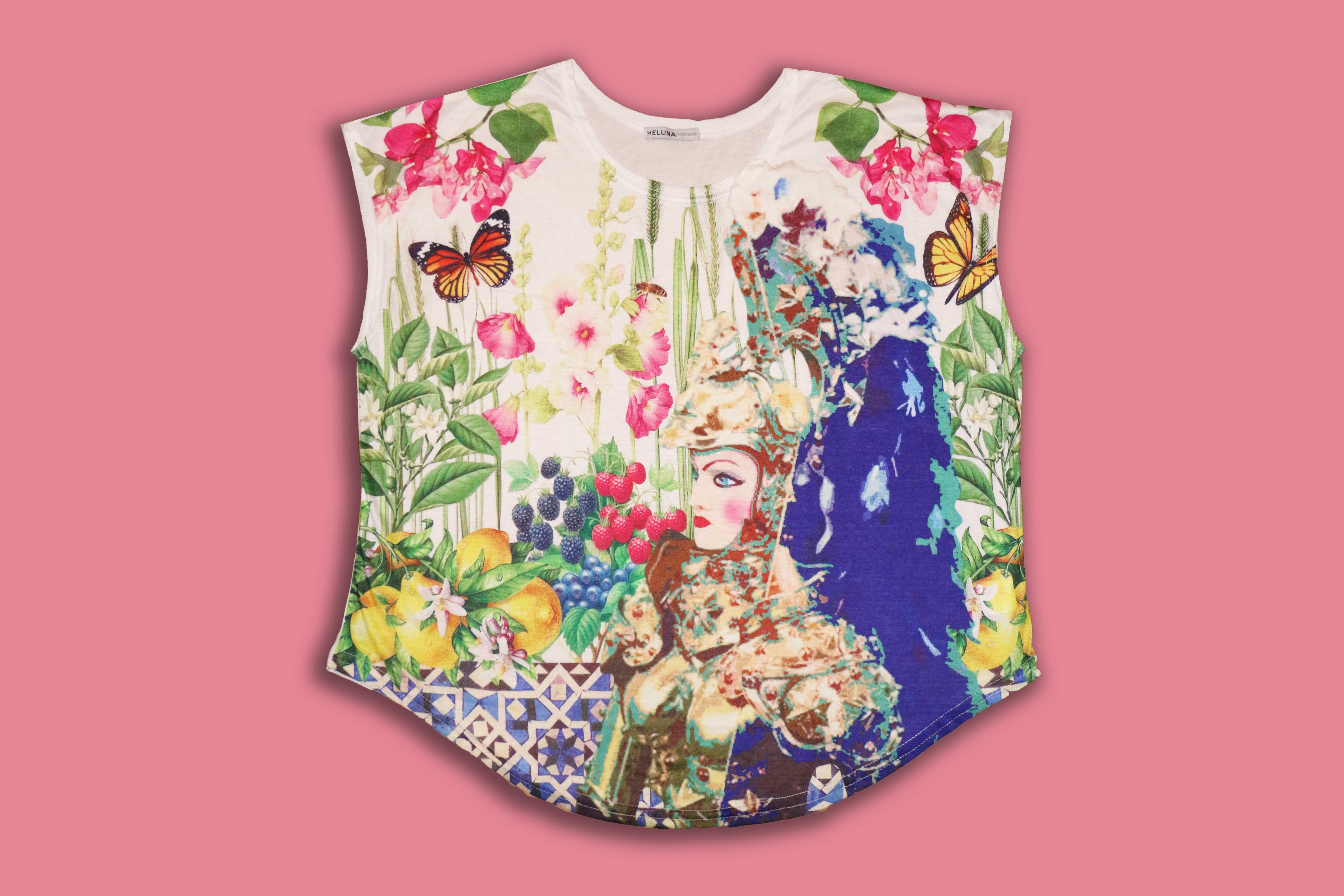 T-shirt Angelica – heluna c512417ec0a