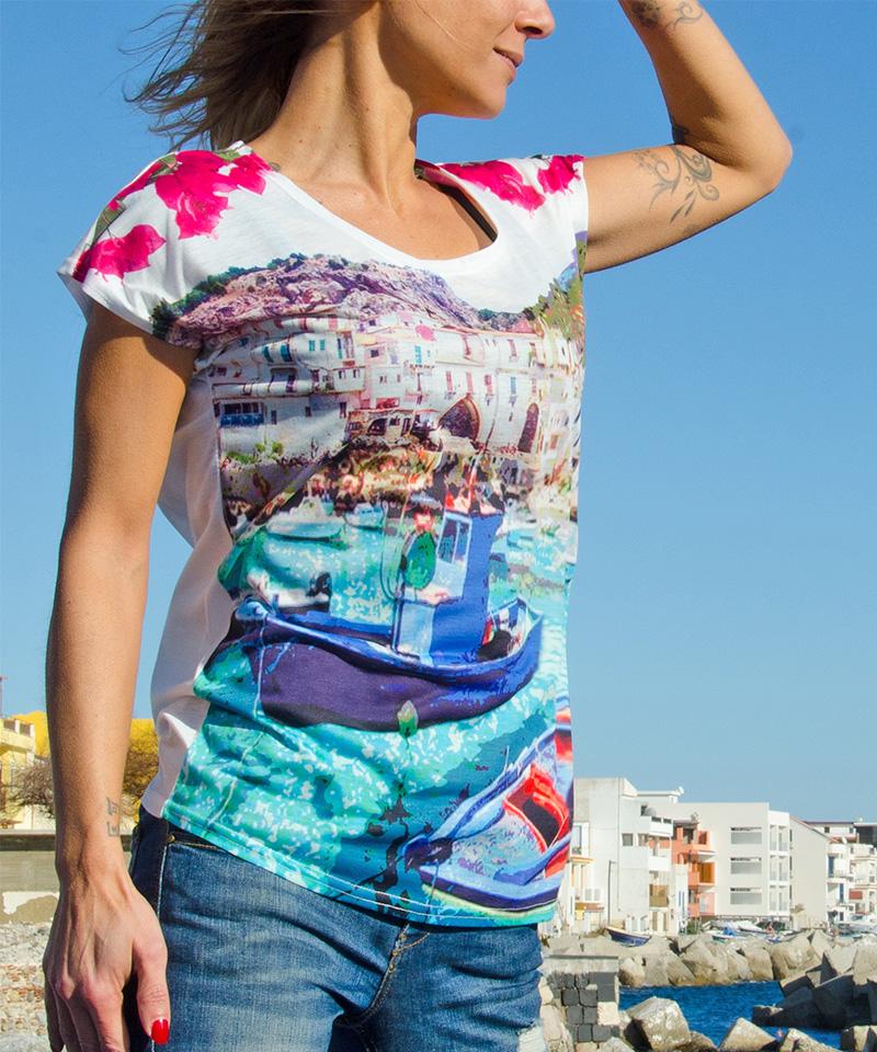 T-shirt Cefalù – heluna 90e86165254