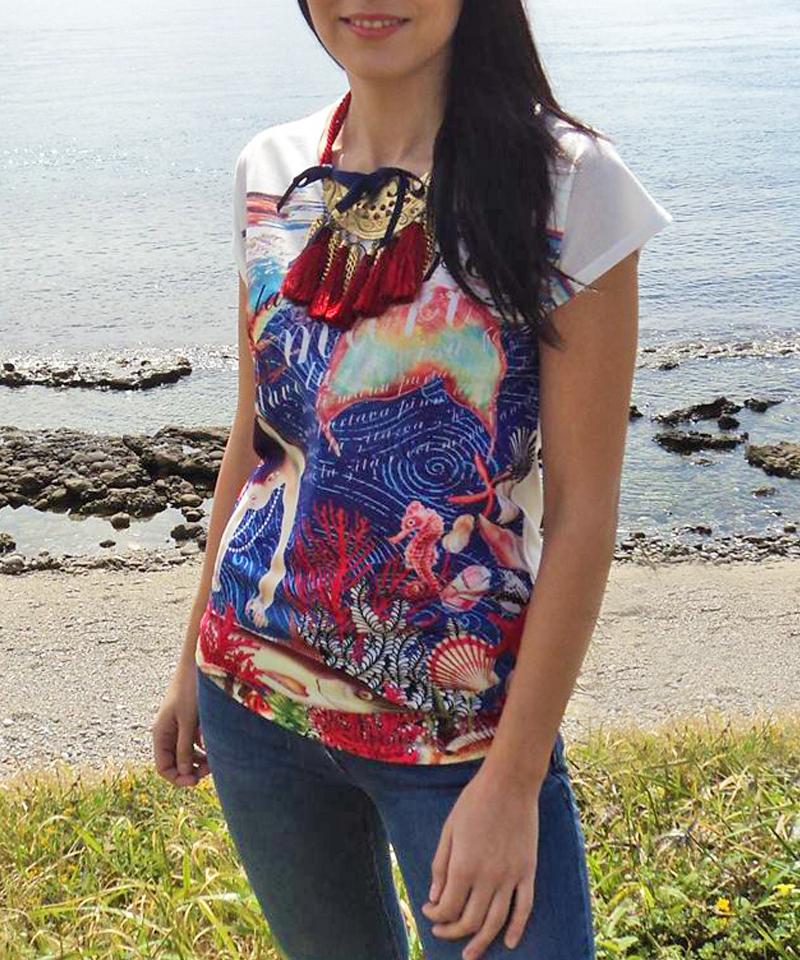 T-shirt Sirena – heluna 9f87f325c7c
